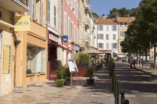Hyères centre ville