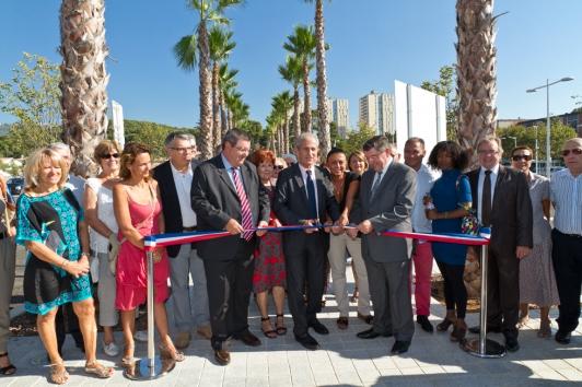 Inauguration le 4 septembre 2013