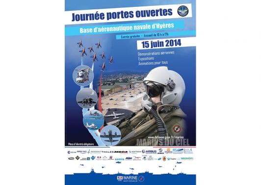 Journée portes ouvertes base d'aéronautique navale d'Hyères