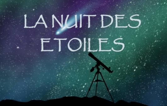 La Nuit des étoiles - Jardin remarquable de Baudouvin