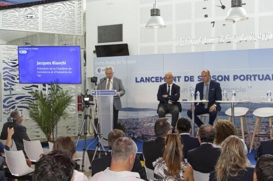 Lancement de la saison portuaire 2019