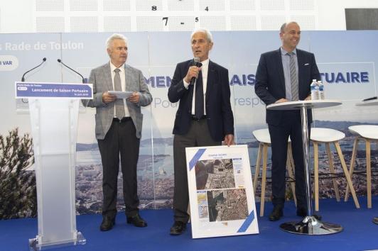 """Remise officielle de la certification """"Port Propre"""""""