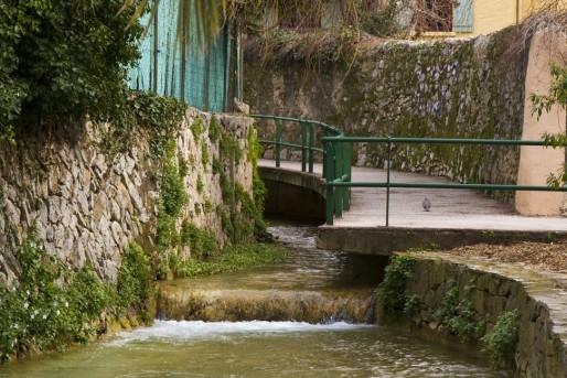 La Valette-du-Var - Le long des anciens domaines