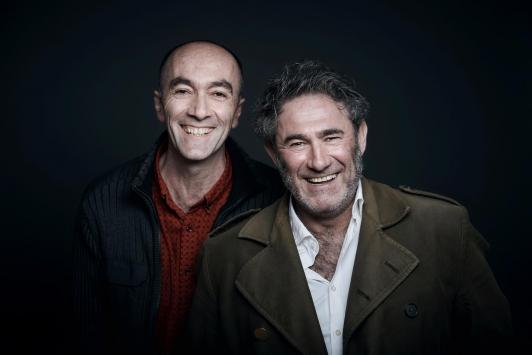 Le Liberté, Sergi Lopez et Jorge Pico © David Ruano