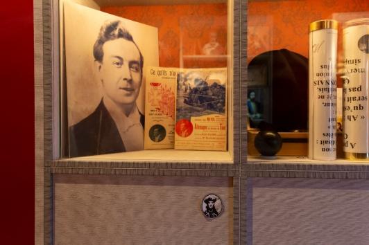 Salle « Cabinet de curiosités » - Maison du patrimoine d'Ollioules