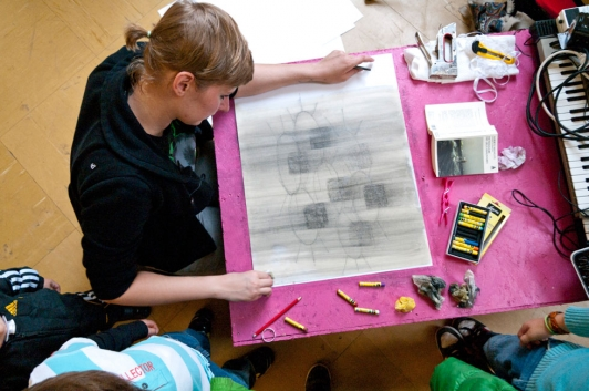 Festival de dessin VRRR