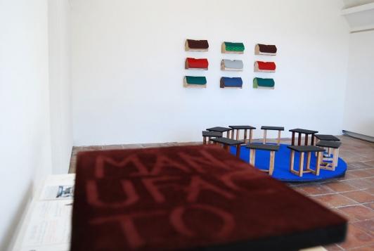 Exposition Manufacto du lycée Rouvière de Toulon à la villa Noailles