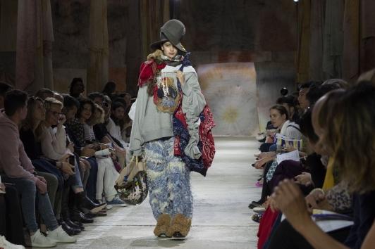 Mention spéciale du jury mode - Polomani