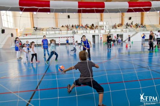 Tournoi de handball