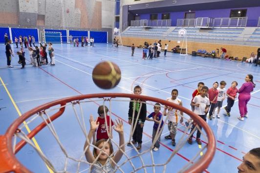 Palais des sports © Olivier Pastor TPM
