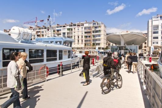 Navette Quai de Toulon