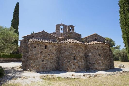 Chapelle Notre-Dame de Pépiole - Six-Fours