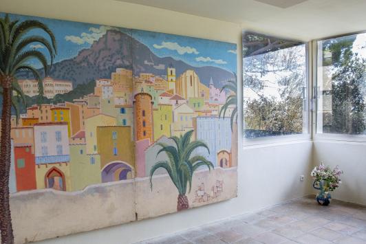 villa Noailles, exposition Archiville