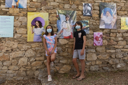 Ateliers d'été 2020 - Villa Noailles - Photographie