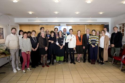 Membres du jury Design Parade Toulon