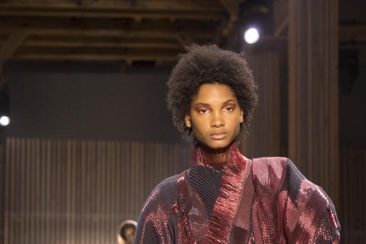 Festival International de Mode, Photographie et Accessoire à Hyères -  Jef Montes Collection Femme Pays-Bas