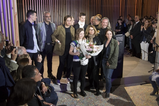 Festival International de Mode, Photographie et Accessoire à Hyères, Remise des prix Mode
