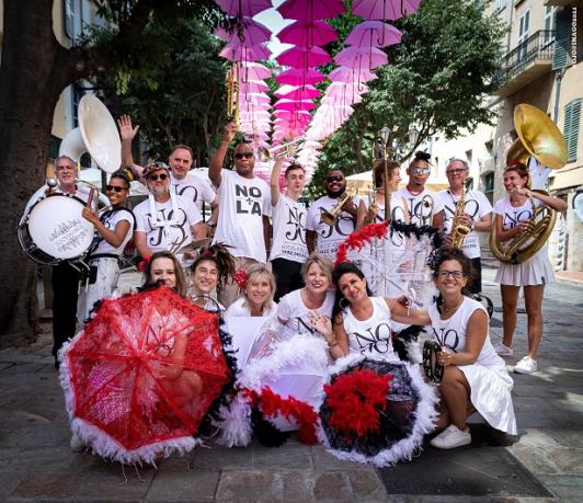 Nojo fanfare - Festival Regards sur rue 2021