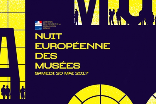 La nuit des musées édition 2017