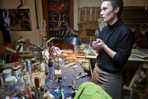 Les artisans d'art, Ollioules