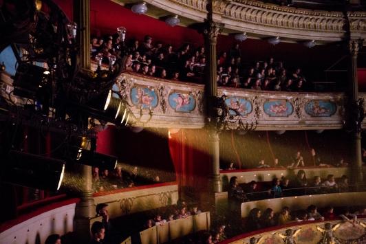 Actions de sensibilisation de l'Opéra de Toulon auprès de plus de 2500 élèves en mars 2017
