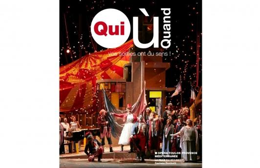 OùQuiQuand N°74