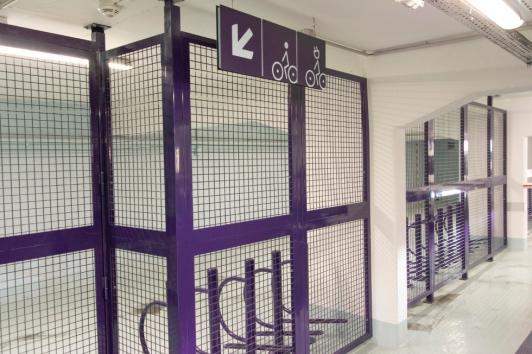 Parking de Vélo - Q Park