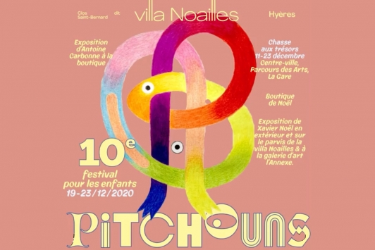 10e Festival Pitchouns de la Villa Noailles