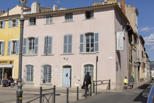 La Bibliothèque de théâtre Armand Gatti