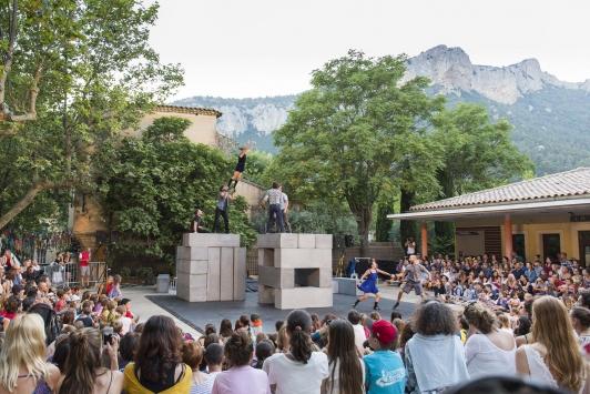 PoleJeunePublic, Présentation de la 2eme saison Cirque Méditerranée