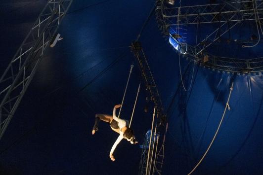 Le PÔLE - Chapiteau du cirque
