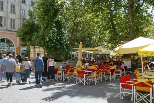 Toulon - Place Puget