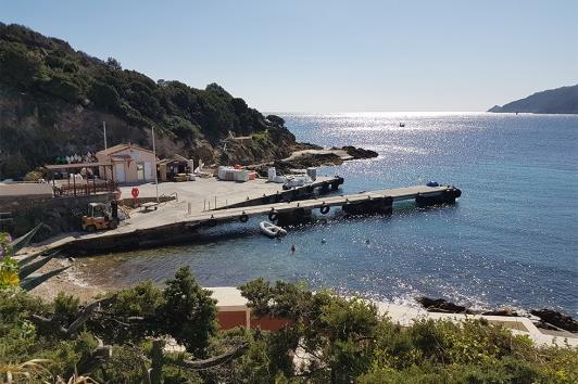 Port de L'ayguade du Levant