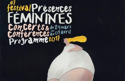 Festival Présences féminines - Ed 2017