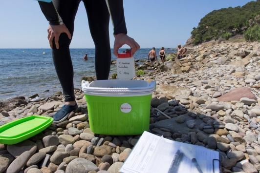 Surveillance de la qualité des eaux de baignades, juillet 2018