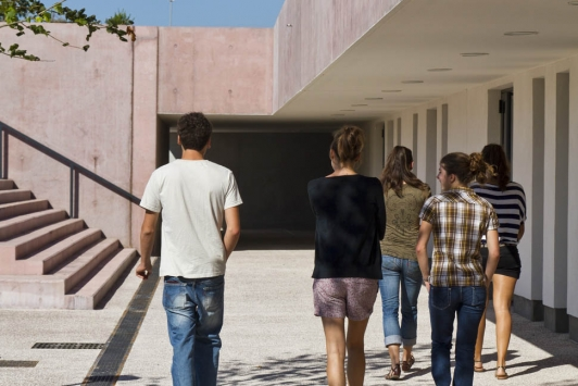 Supmeca - Rentrée des élèves