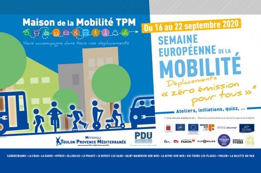 Semaine Européenne de la Mobilité 2020