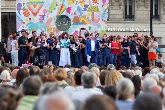 Présentation de saison du Théâtre Liberté