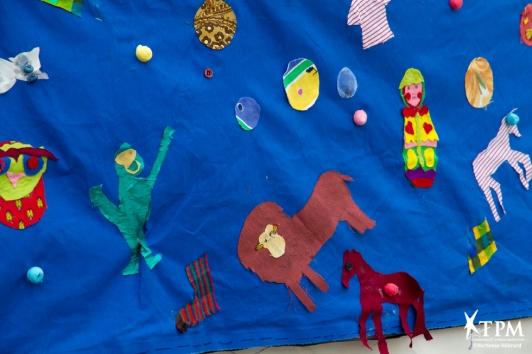 ateliers enfants au théâtre Liberté