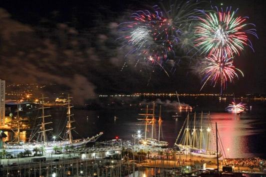 Un feu d'artifice clôturera les 3 jours de fête