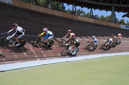 Championnat de France, velodrome TPM