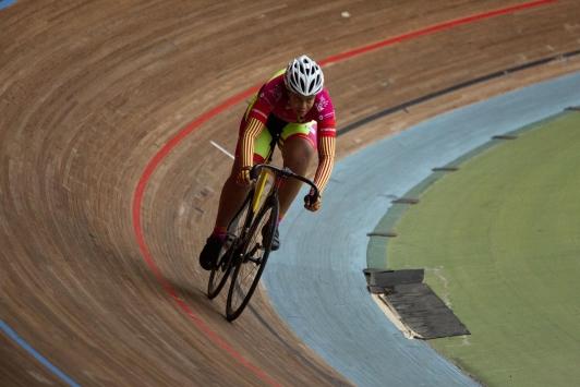 Stage de présélection Pôle France Jeune Ultra-Marin au Vélodrome TPM