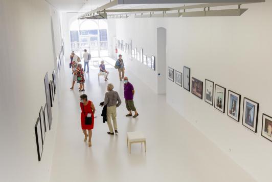 Exposition Œil en Seyne - Claude GASSIAN - Villa Tamaris