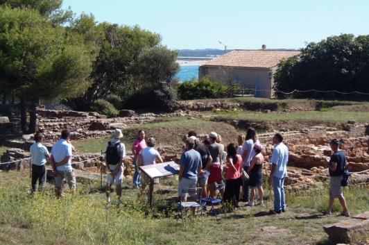 Site archéologique d'Olbia - © Ville d'Hyères