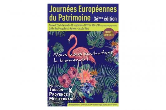 Journée Europééennes de la Patrimoine - Salins des Pesquiers