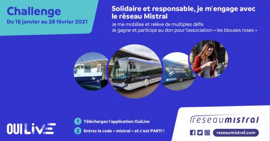 Challenge OuiLive 2021 - Réseau Mistral