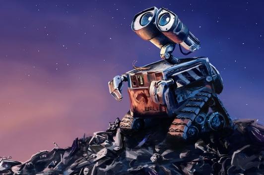 Wall-E © Andrew Stanton