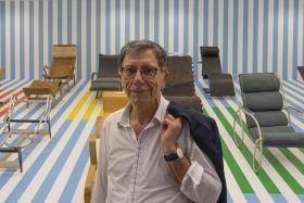 Serge Lasvignes, président du Centre Pompidou