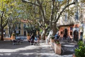 Centre ville, Le Revest-les-Eaux