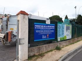 Déchèterie de Saint-Mandrier-sur-Mer